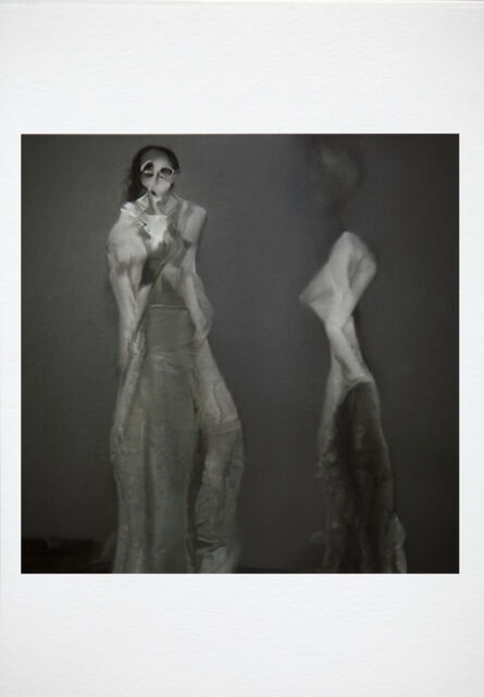 Wanda Tuerlinckx, 'Divina Commedia, purgatorio canto V. Letting go of ghosts in a maddening mind.', 2021