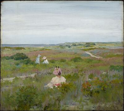 William Merritt Chase, 'Landscape: Shinnecock, Long Island', ca. 1896