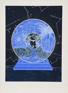Susan Hall, 'Interstellar Space', ca. 1980