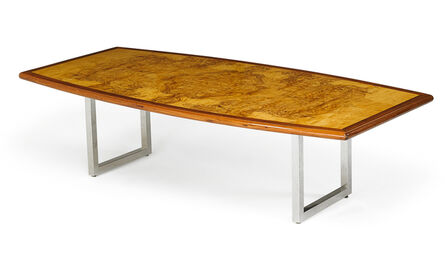 Pace Collection, 'Dining/conference table', 1980s