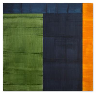 Ricardo Mazal, 'Bhutan Abstraction with Green 1', 2014
