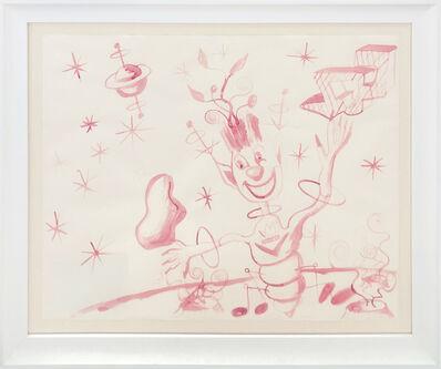 Kenny Scharf, 'CAPTAIN FUN (ORIGINAL DRAWING)', 1983