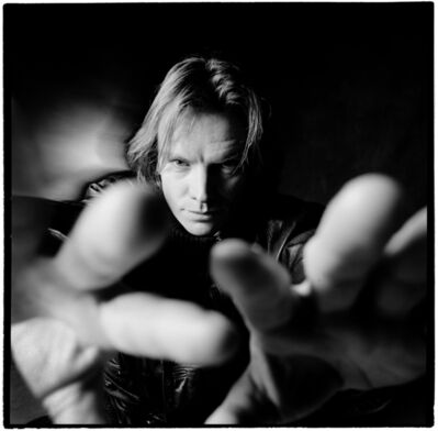 Karen Kuehn, 'Sting • 1987 • NYC • Saturday Night Live', 1987