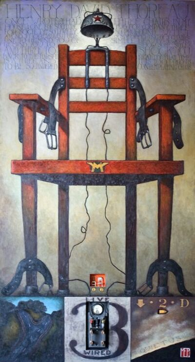 Markus Pierson, 'Three Chairs', 2010
