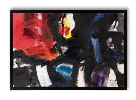 Jean Miotte, 'Composition', 1961