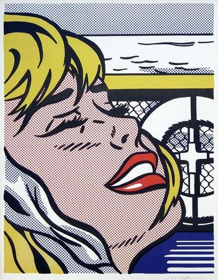Roy Lichtenstein, 'Shipboard Girl', 1965