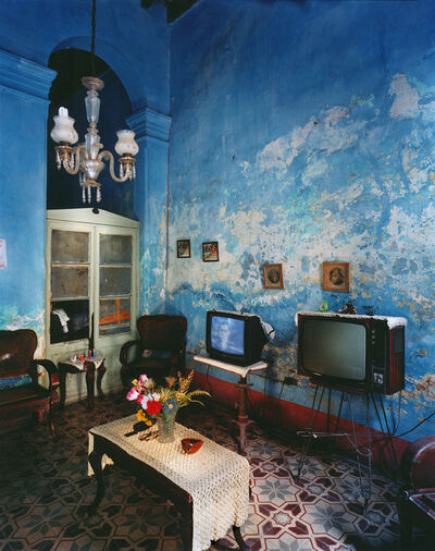 Andrew Moore, 'Salon Azul'
