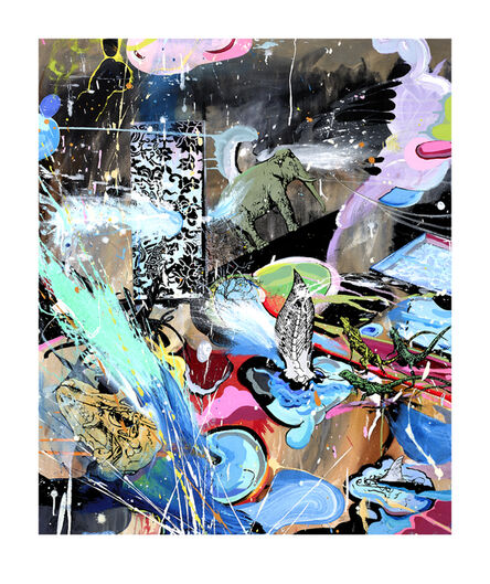Dan Baldwin, 'The Flood', 2015
