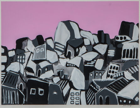 Bashir Qonqar, 'Pile 4', 2014