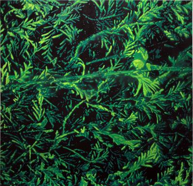 Logan Hicks, 'Mural Detail', 2021