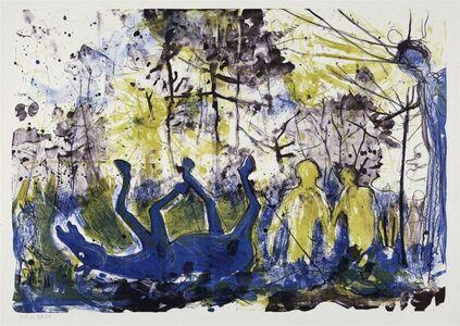 Daniel Richter, 'Lasst doch die alte möhre Zimbeln', 2001