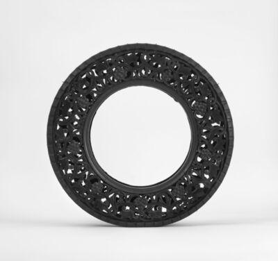 Wim Delvoye, 'Untitled (Car Tyre)', 2011