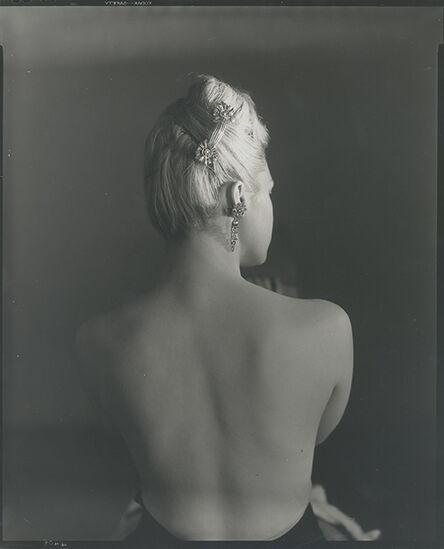 Martin Munkácsi, 'Fashion Study', New York 1948