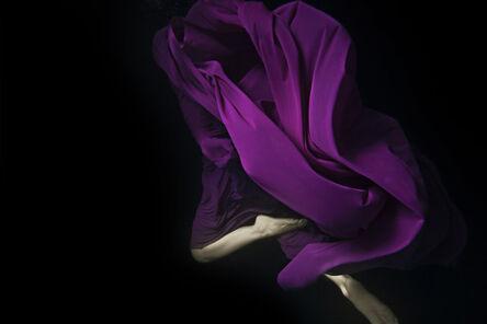 Tomohide Ikeya, 'Breath Purple #01', 2009