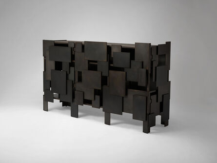 Mattia Bonetti, 'Buffet 'Strata'', 2004