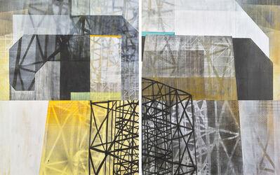 Amanda Knowles, 'Untitled (construct) I-II', 2018
