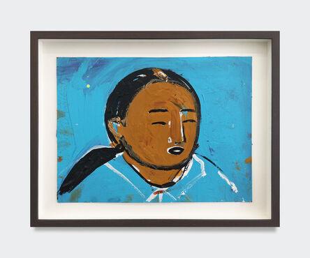 Monica Kim Garza, 'A Pensive Stare', 2020