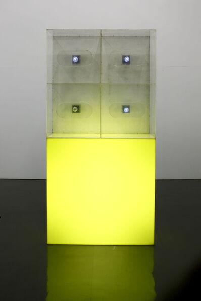 Katsuhiro Yamaguchi, 'Light sculpture 'Flash'', 1968
