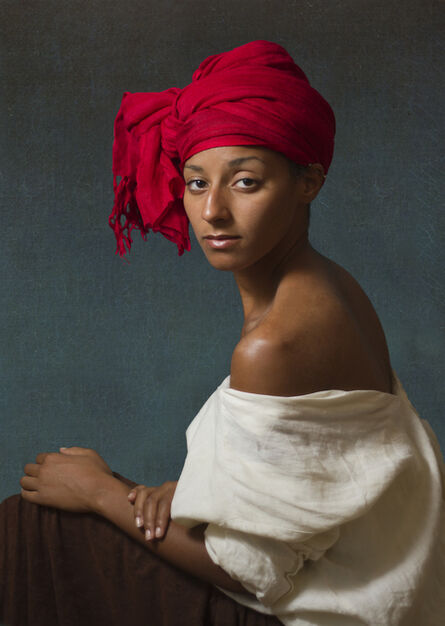 E2 - KLEINVELD & JULIEN, 'Ode to Aman's Creole with a Red Headdress', 2012