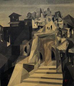 Gaganendranath Tagore, 'Parchaai ki Khel', 1922