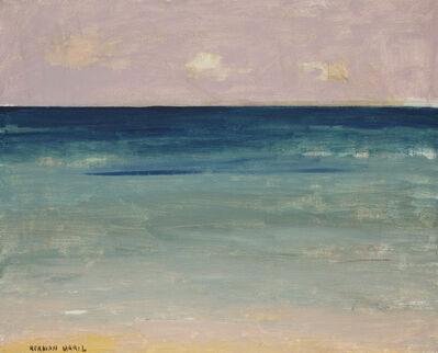 Herman Maril, 'Incoming Tide', 1981