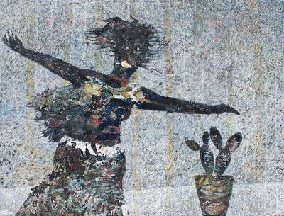 Tayseer Barakat, 'Freedom Dance', 2016