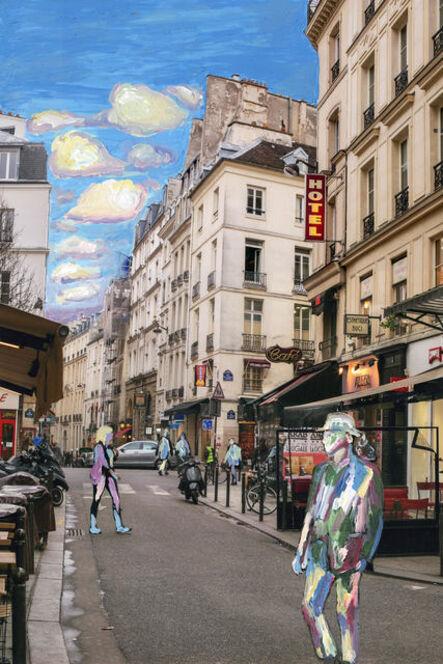 Madeleine Gross, 'Parisian Daydream #2', 2018