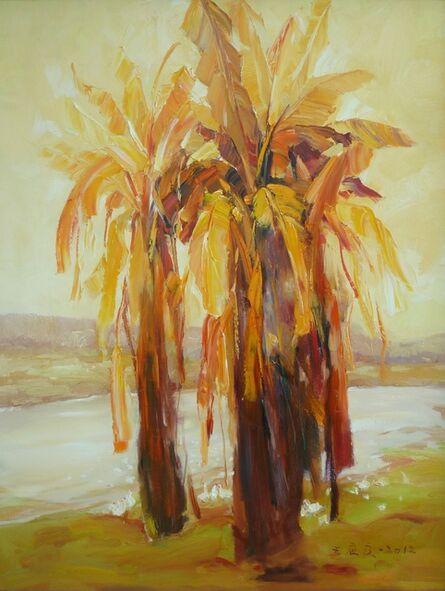 YING LEUNG WONG, 'Banana tree - duckling', 2012