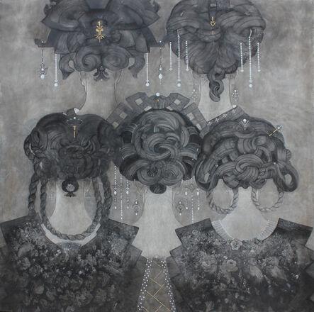 Christian de Laubadère 麓幂, 'The Neck Painting', 2018
