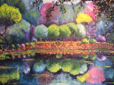 William Kelley, 'The Lagoon, Hangzhou'
