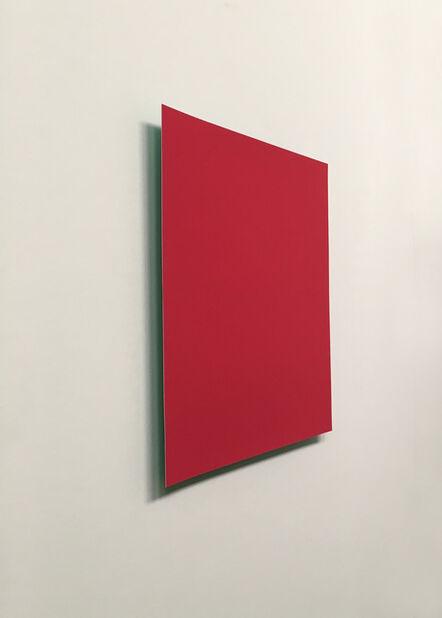 Susan York, 'Red: Green'