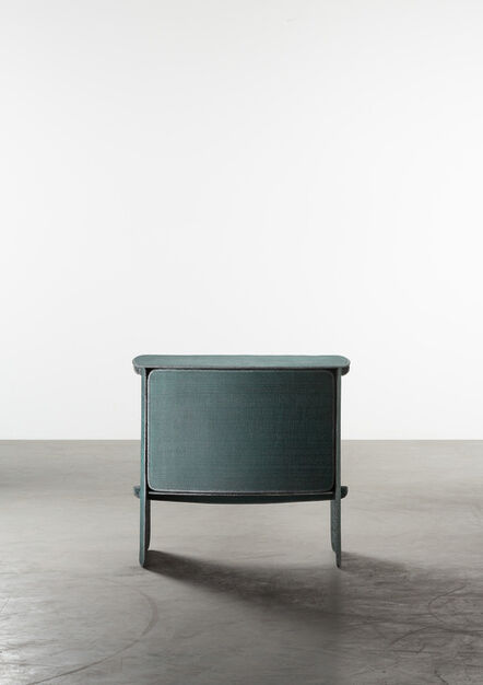 Aki and Arnaud Cooren, 'Tiss-Tiss Bedside Table with Door Green Pair', 2019