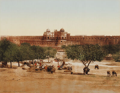 Unknown Photographer, 'Red Fort, Delhi', unknown