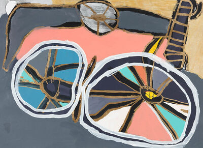 Pablo Calderon, 'Untitled (Bicycle)', 2011