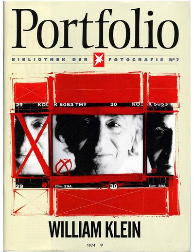 William Klein, 'William Klein, Portfolio Magazine', 1997