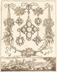 François Le Febvre, 'La chasse royalle', probably 1665