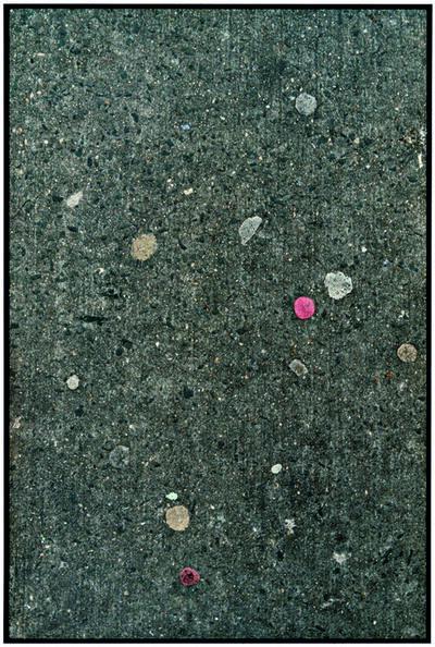 Zoe Leonard, 'Bubblegum No. 2', 2000