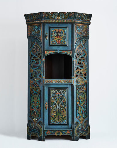 Lars Kinsarvik, 'Cupboard', 1908-1909