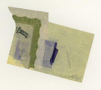 Santiago Rebolledo, 'Sin Título / Untitled ', 1980