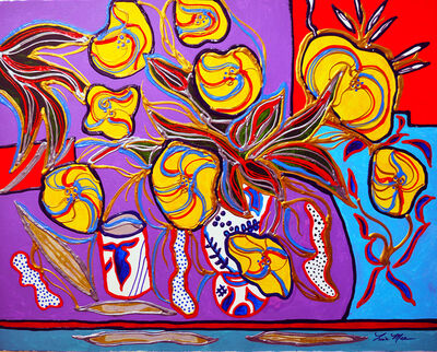 Lisa Mee, 'Sundrop Floral', 2020