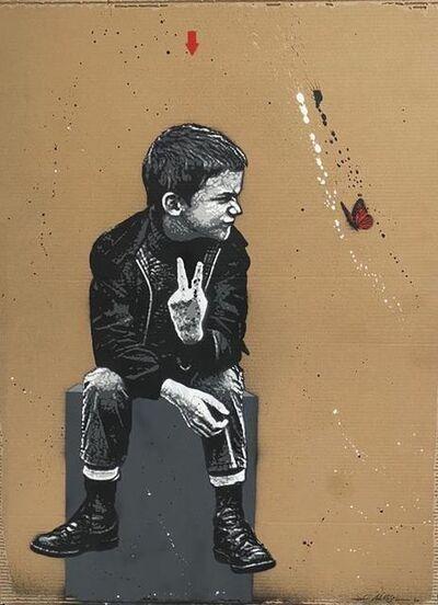 Jef Aérosol, 'Rude Boy', 2020