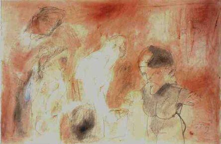 Jose Luis Cuevas, 'Las Cuevas de Zugarramurdi', 1983