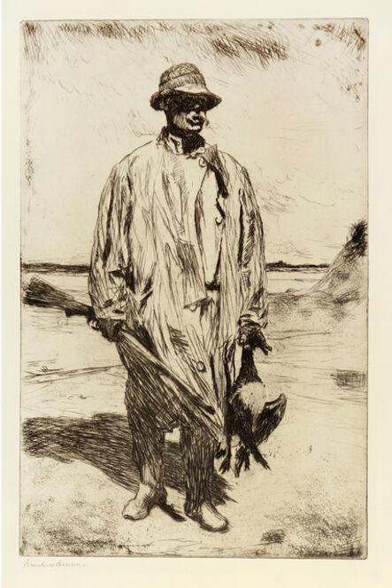 Frank Weston Benson, 'Old Tom', 1926
