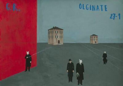 Paolo Ventura, 'Olginate', 2019