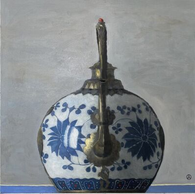 Olga Antonova, 'Chinese Tea Pot', 2020