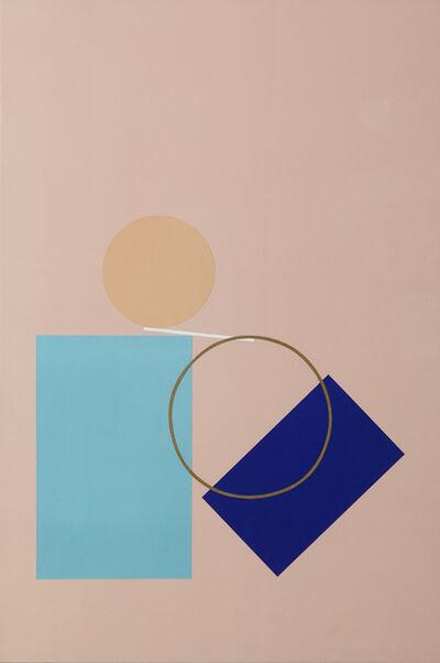 Morné Visagie, 'Collapsing Sunset / The Abandonment of Romance I', 2015