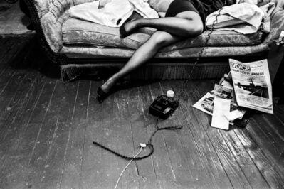 Ken Schles, 'Drowned In Sorrow', 1984