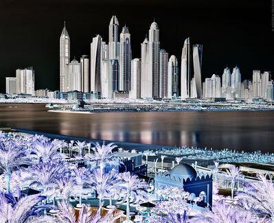 Andrew Prokos, 'Inverted - Dubai Marina Landscape', 2020