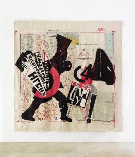 William Kentridge, 'Processional Nose', 2015