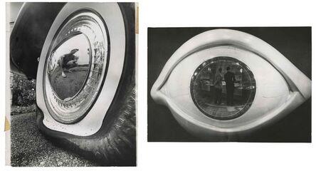 Murray Moss, 'TQ 59/60: Flat Tire/Phys-Eye-Cians', 1963/1960